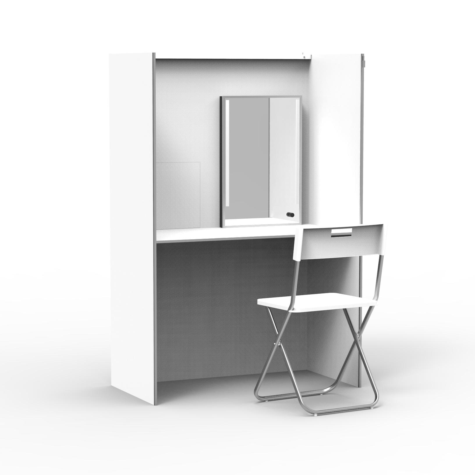 Miroir vidéo avec Lite Lab
