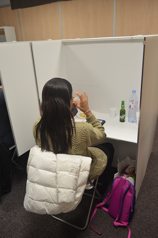 cabine analyse sensorielle-test boisson