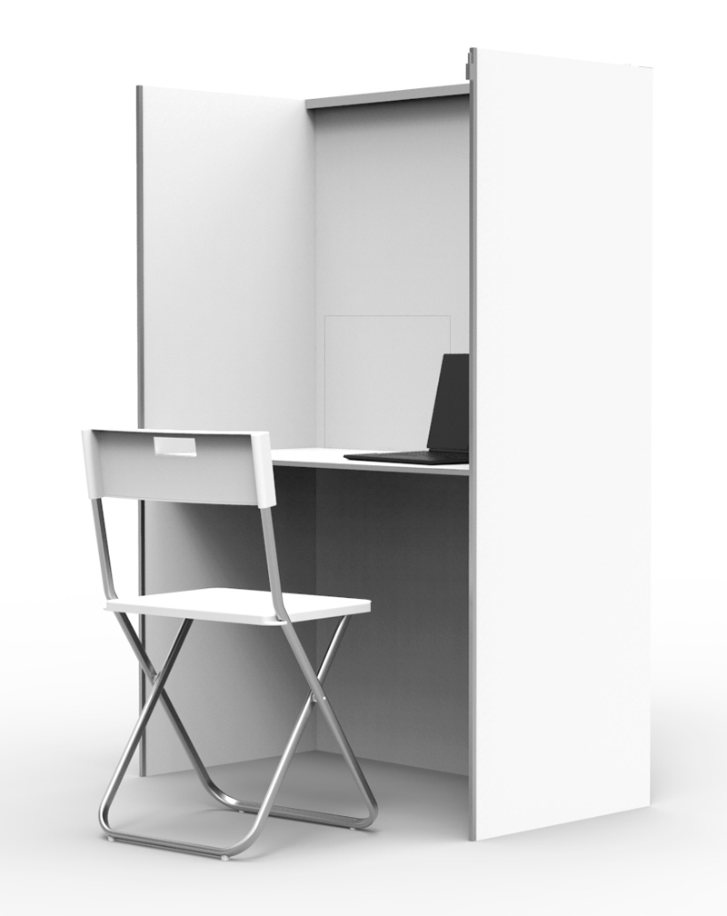 Lite Lab mobile sensory booth-analysis-test concept-packaging-product