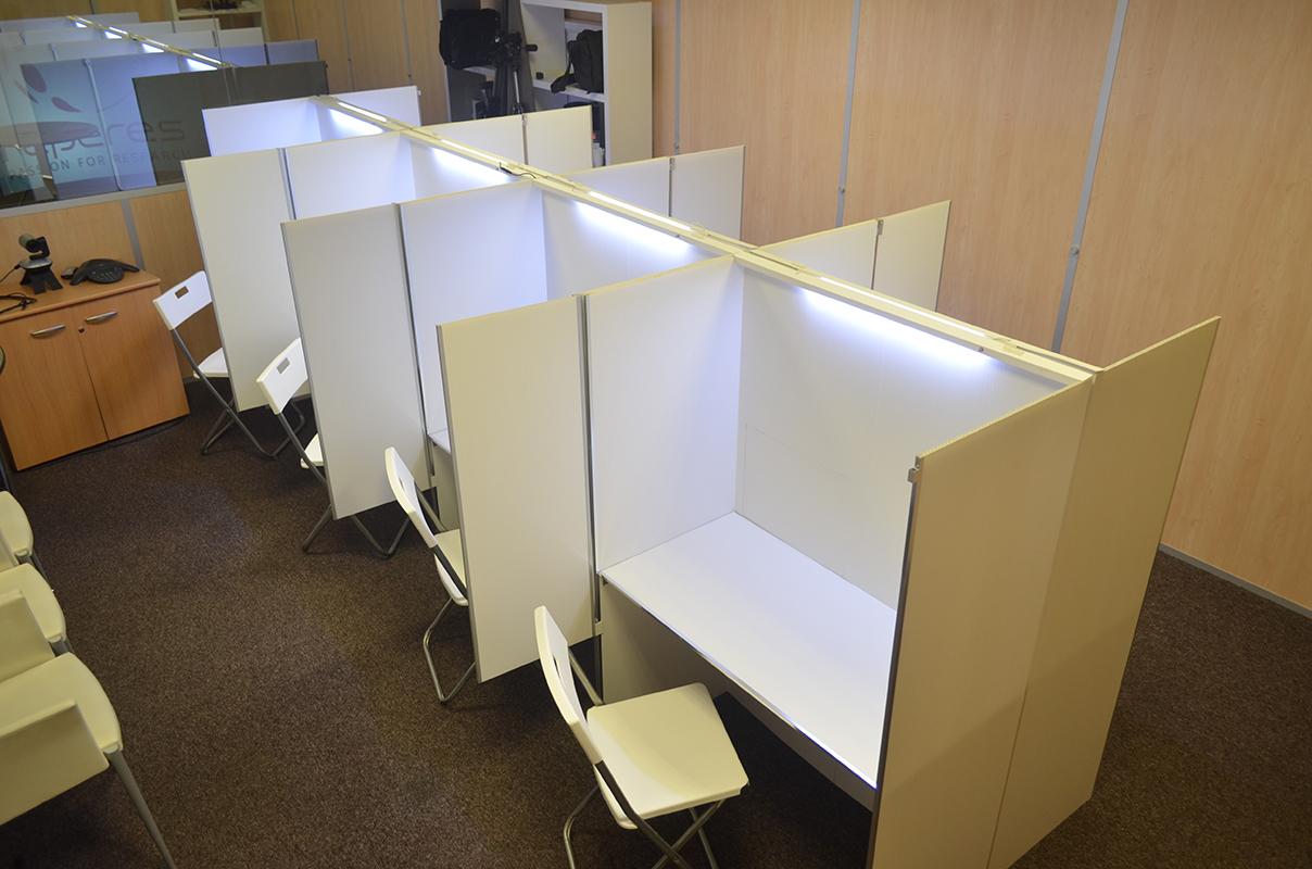 Lite Lab Mobile And Removable Sensory Analysis Booth